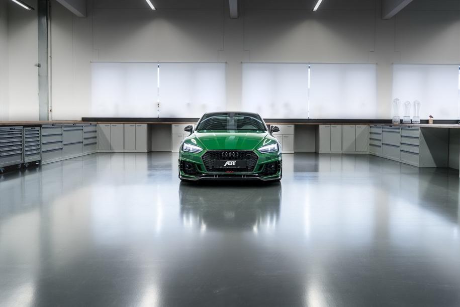 Новая Ауди RS5-R отABT готова кпремьере вЖеневе