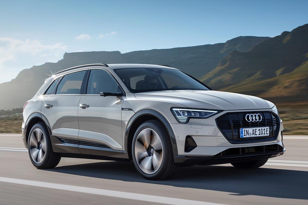 У Audi появились трудности с запуском в серию электрокроссовера e-tron