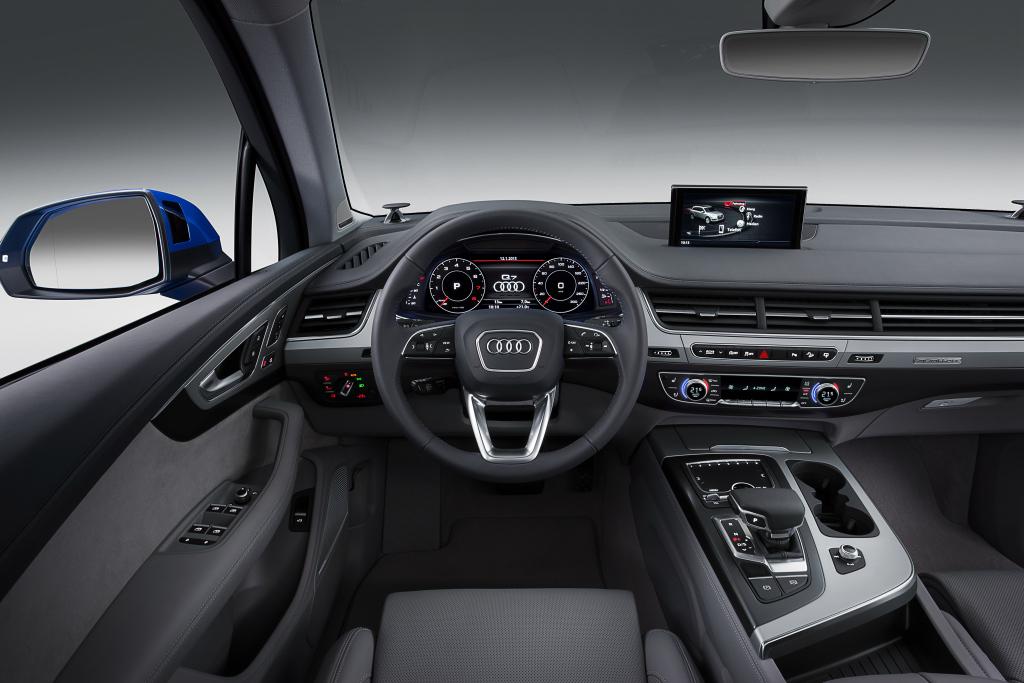 Автомобили Audi оснастили встроенными SIM-картами