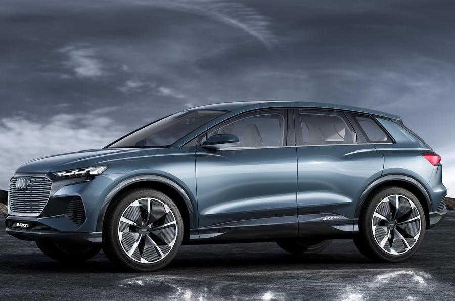 Audi анонсировала премьеру двух футуристических концептов