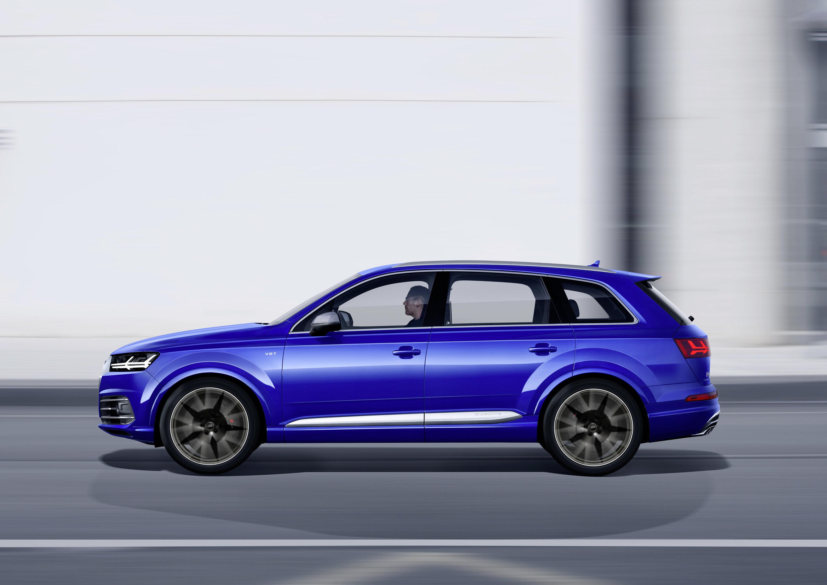 Audi сделала из подвески электростанцию