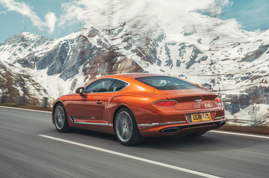 Bentley откажется от выпуска спорткаров и начнет выпускать гибриды