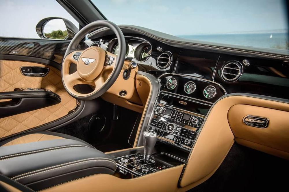 Bentley Mulsanne Sport
