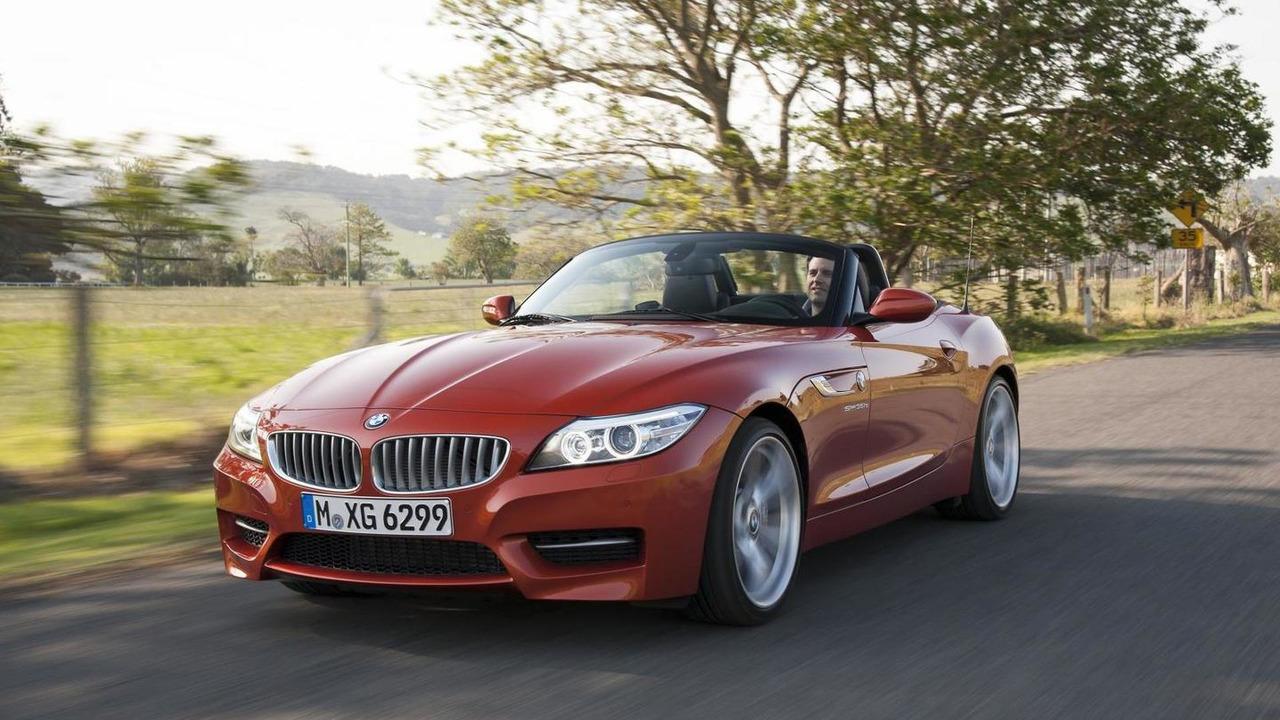 BMW завершила производство модели Z4