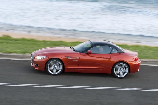 Родстер BMW Z2 откроет линейку переднеприводных кабриолетов
