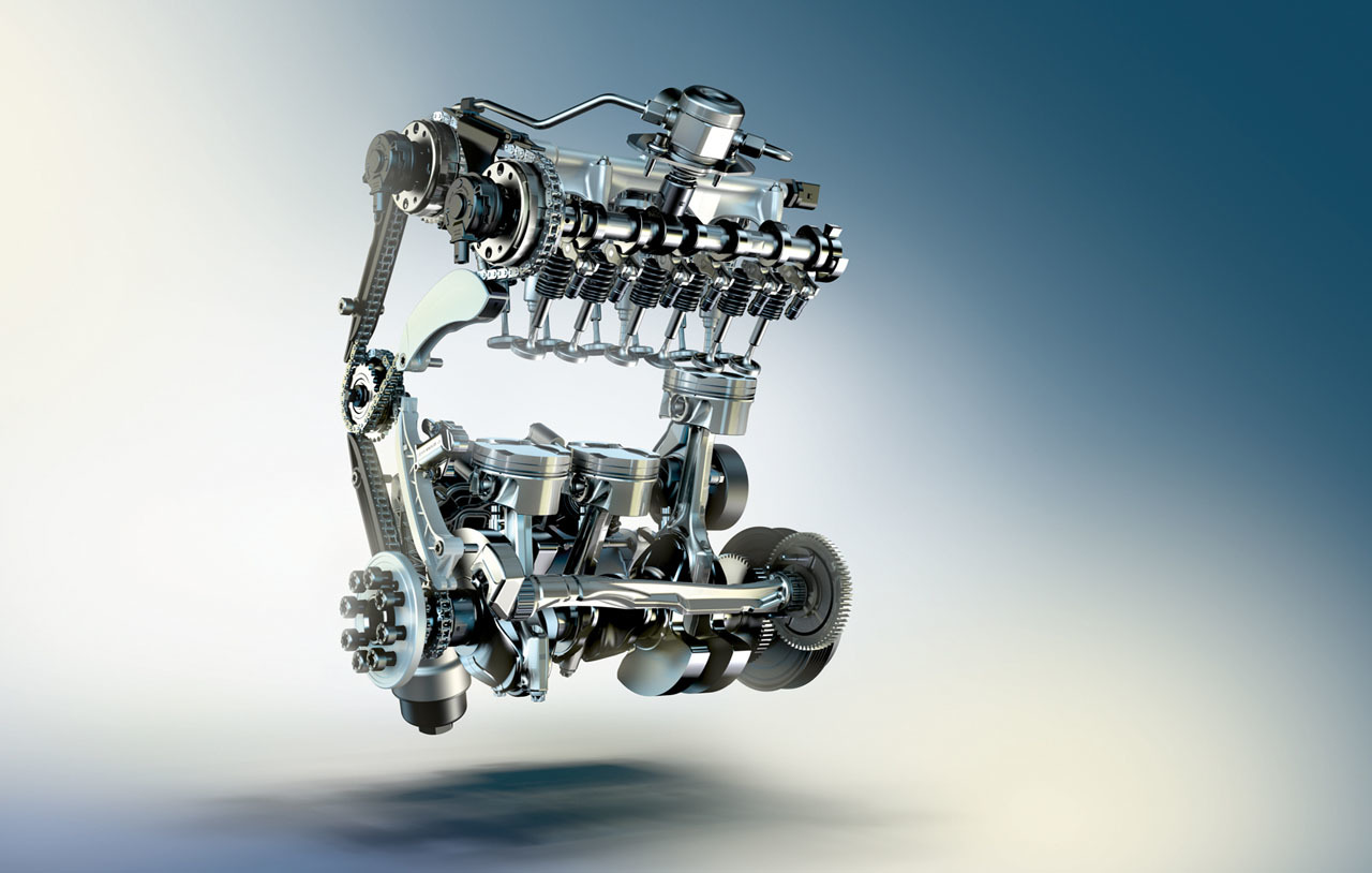 BMW 1.5 engine