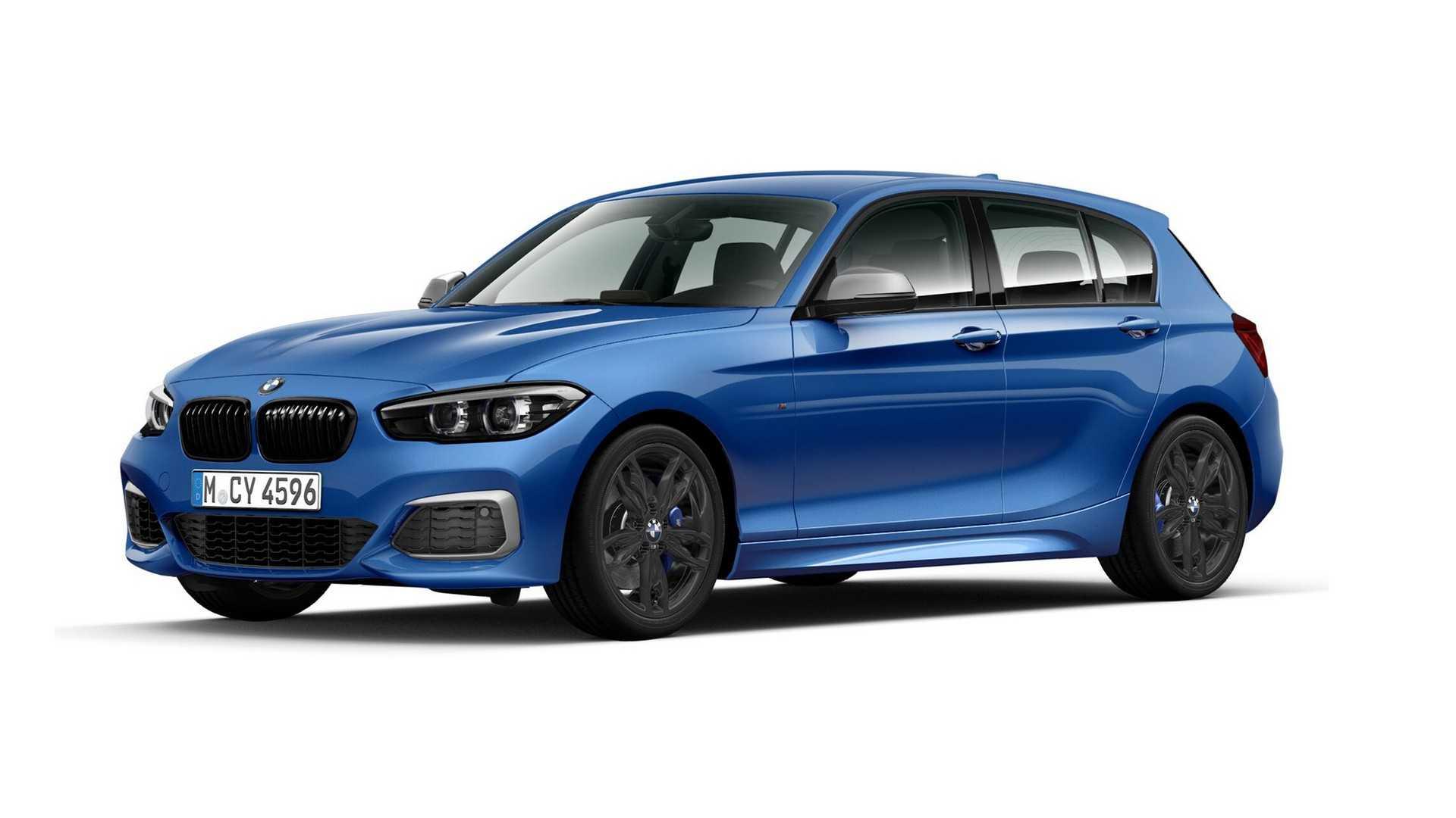 BMW выпустила последнюю версию шестицилиндровой 1 Series