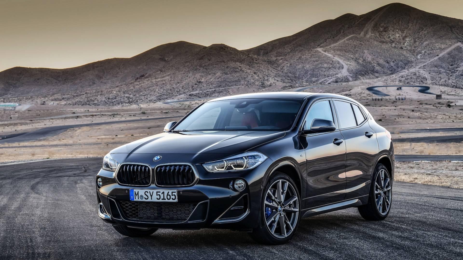 BMW представила «заряженный» кроссовер X2 M35i