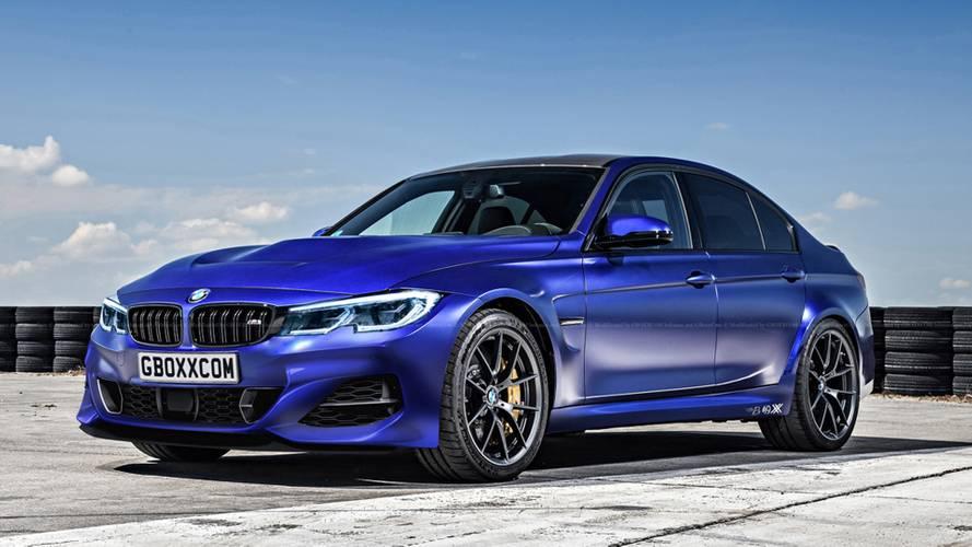 Новый BMW M3 может получить версию с «механикой»
