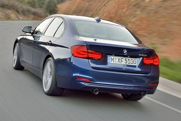 3 Series facelift
