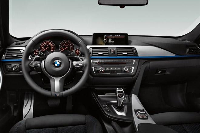 BMW 3 серии 2012 фото салона