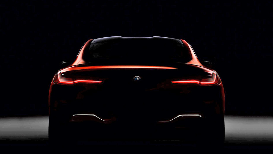 BMW показала серийное купе 8 Series