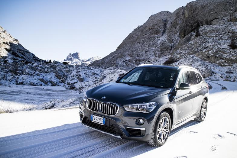 В Украине объявлена стоимость самых доступных BMW X1