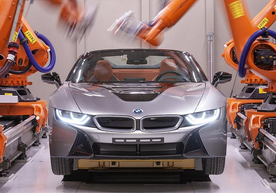 Компания БМВ будет делать томографию своим автомобилям