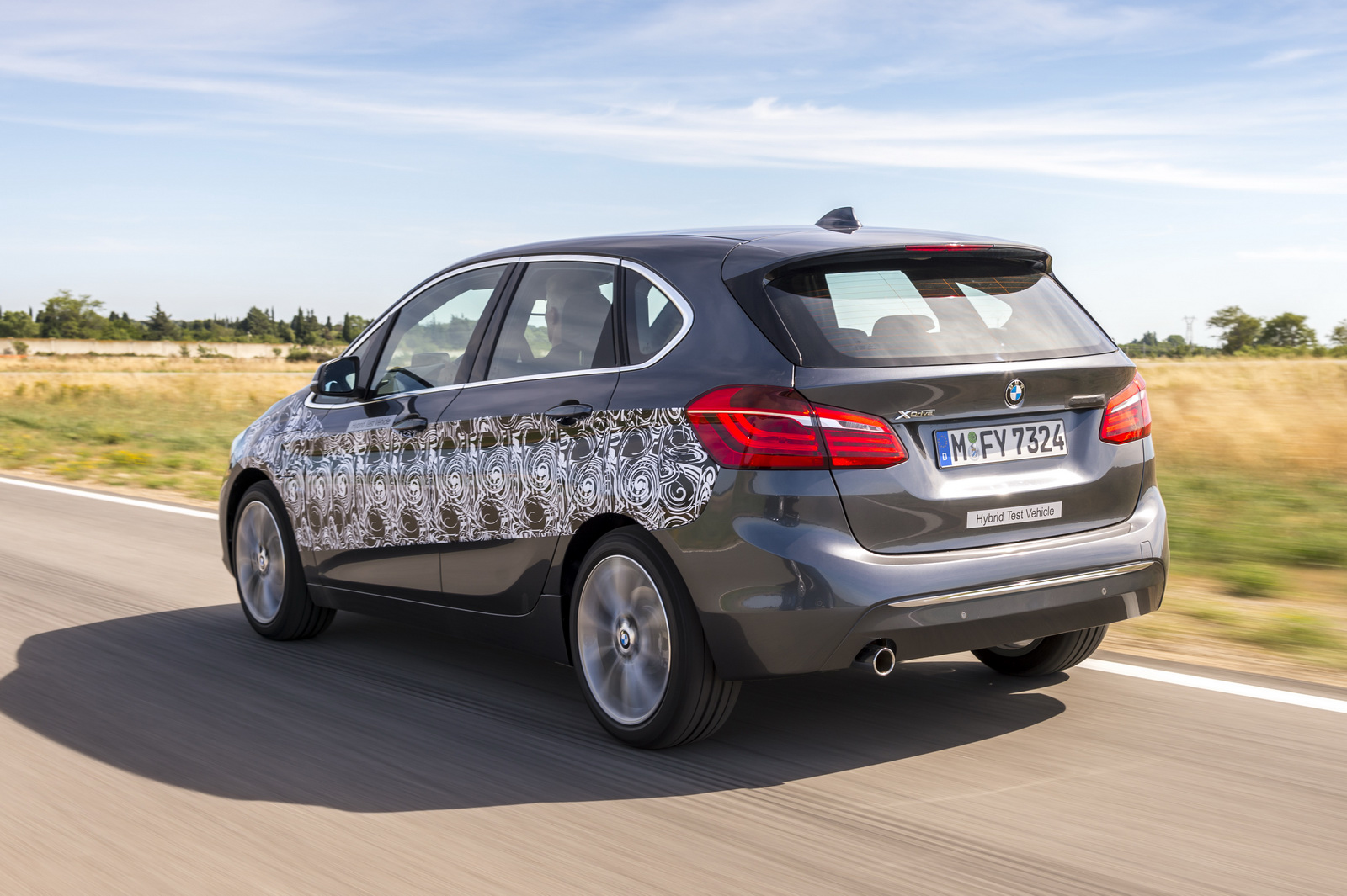 BMW 2-Series Active Tourer Hybrid
