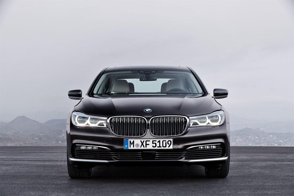 Роскошное купе на базе «семёрки» BMW появится в 2019 году