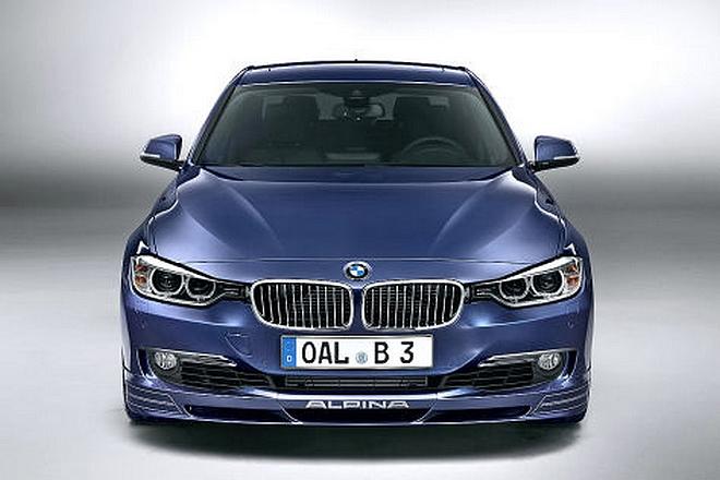 BMW Alpina В3 Turbo станет быстрее и экономичнее