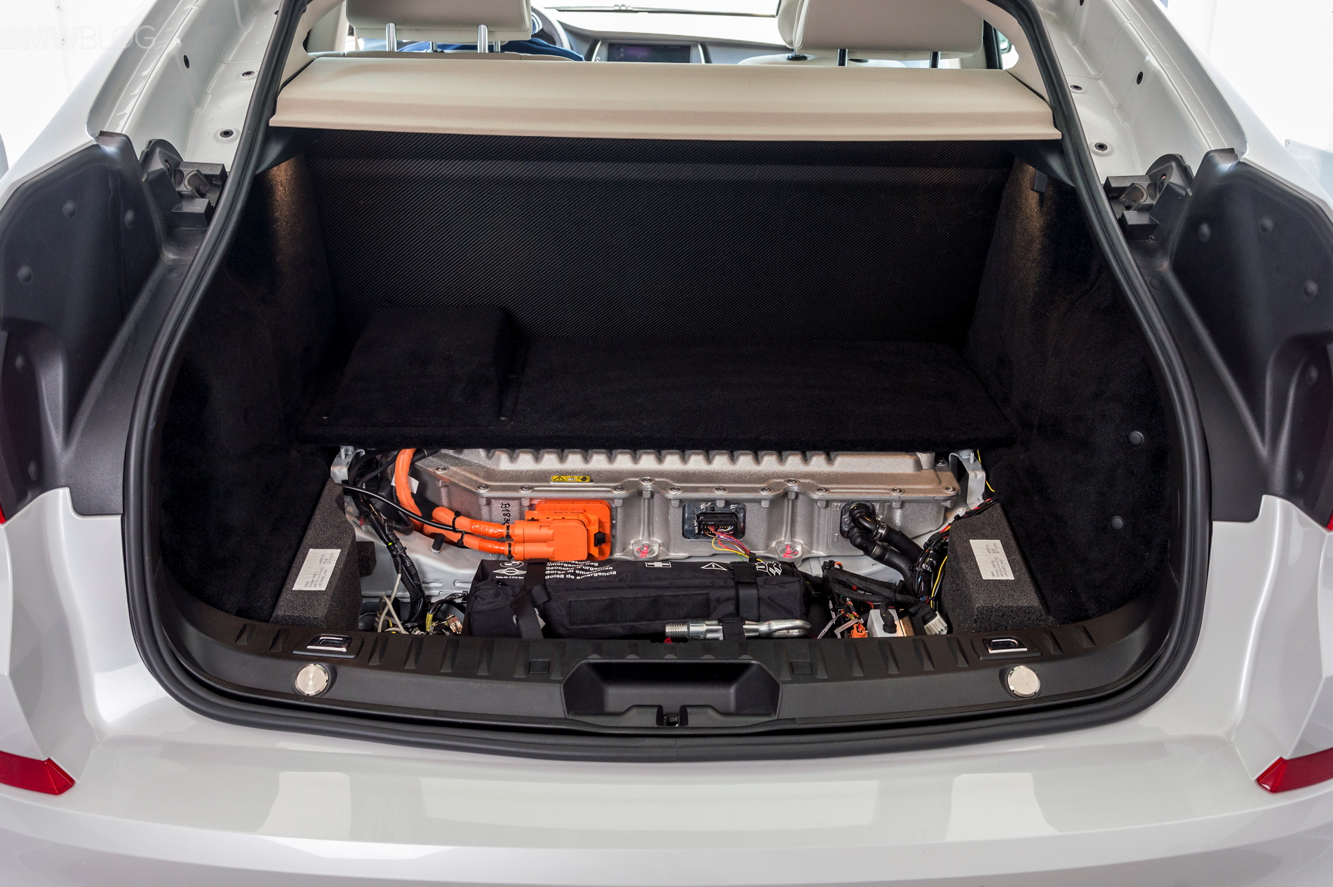 BMW 5-Series GT Fuel cell