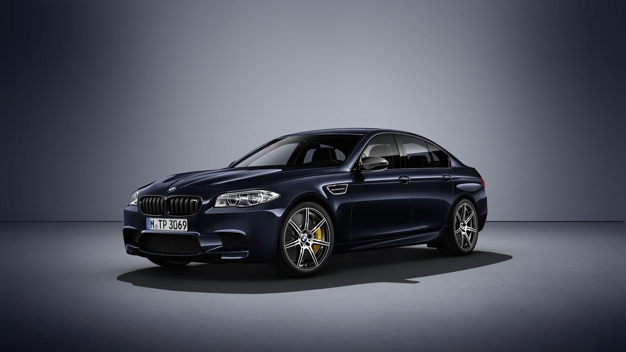 BMW попрощается с седаном F10 M5 600-сильной спецверсией