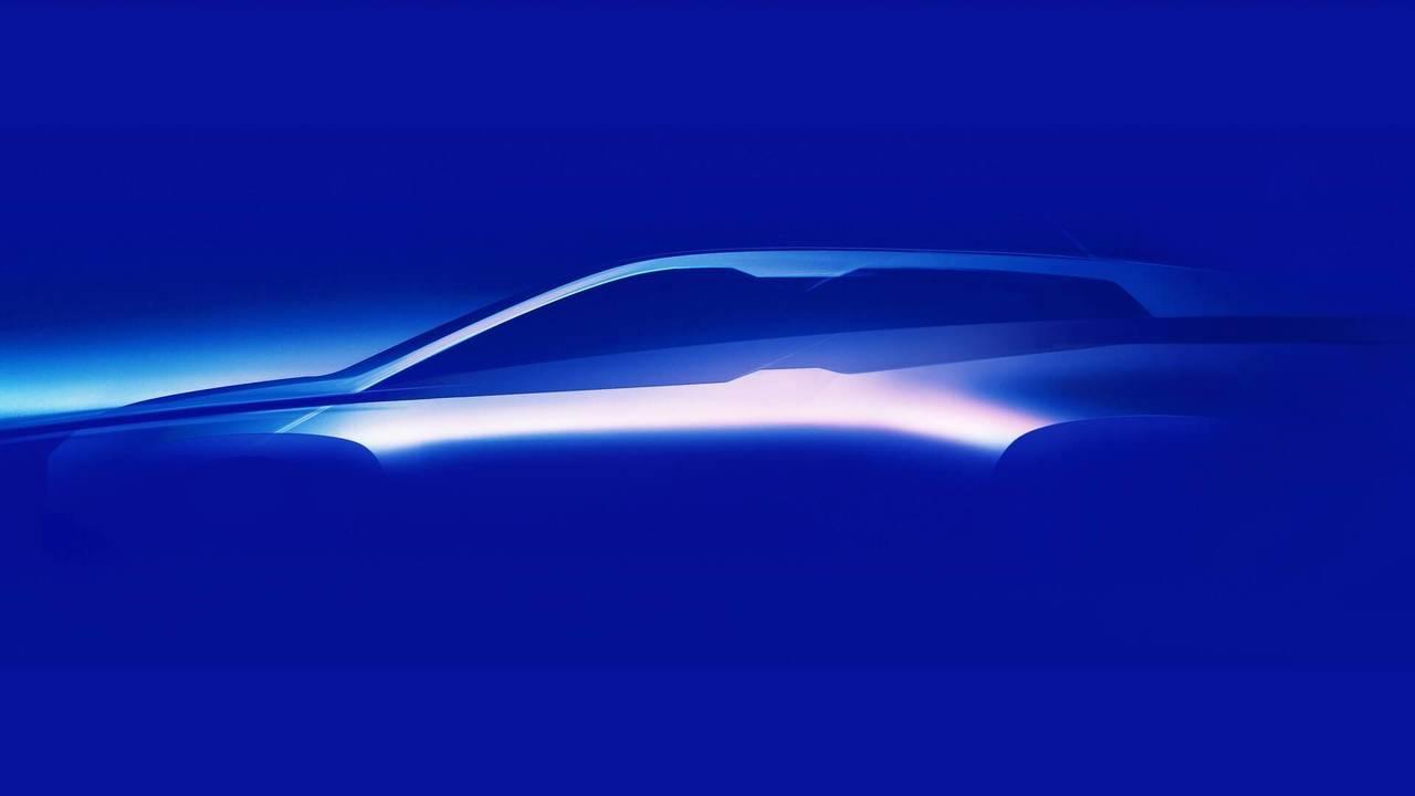 BMW анонсировала новую флагманскую электрическую модель