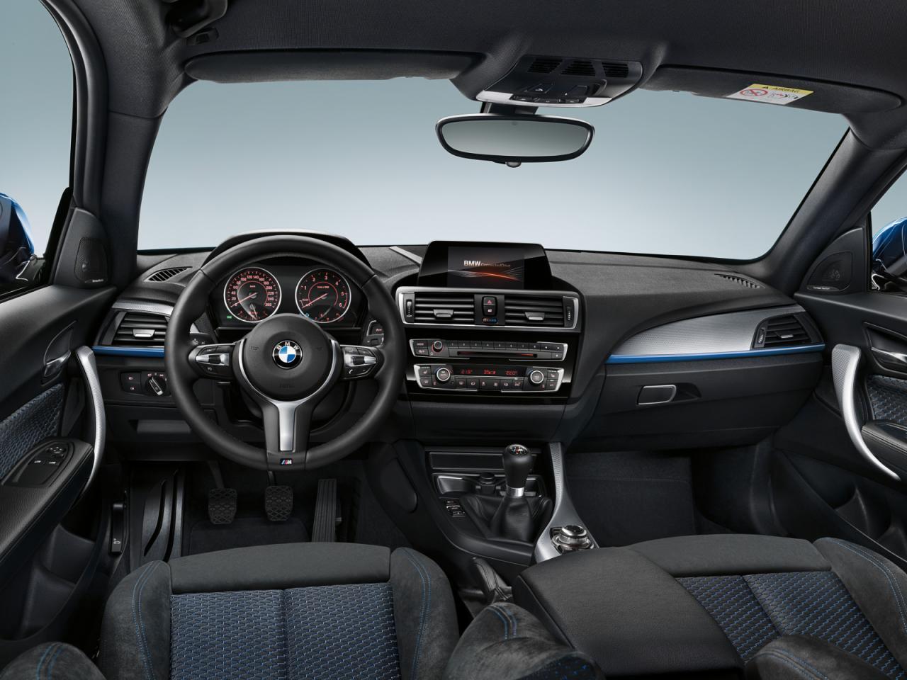 Обновлённая BMW 1 Series