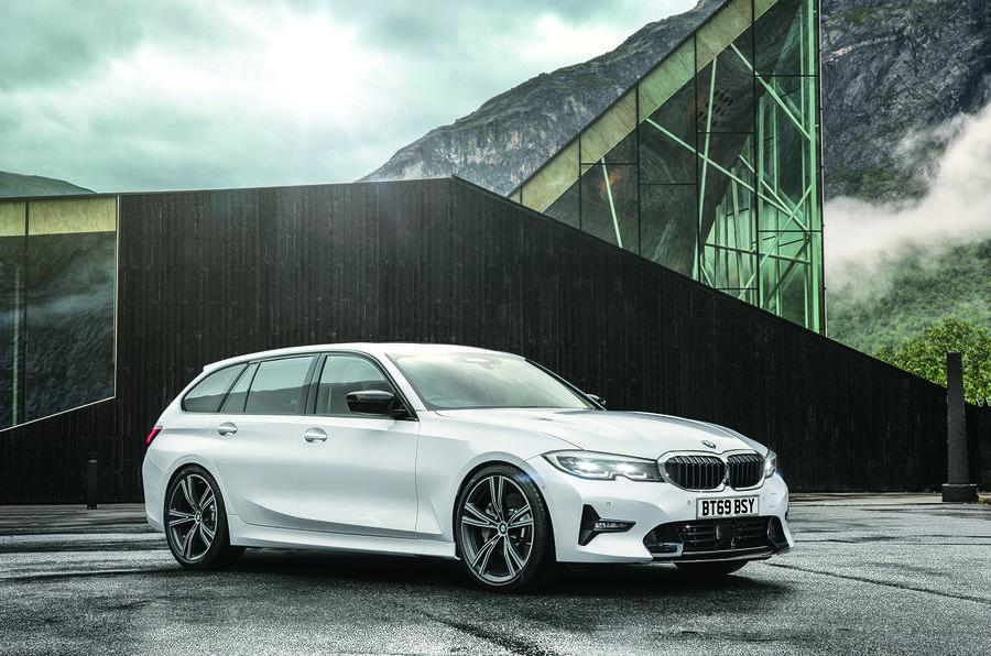 Новый BMW M3 станет универсалом