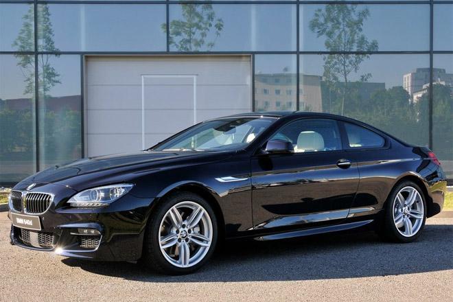BMW 6-Series купе : M-пакет  и мощный дизель - две новые модификации, обзор, цена (ФОТО)