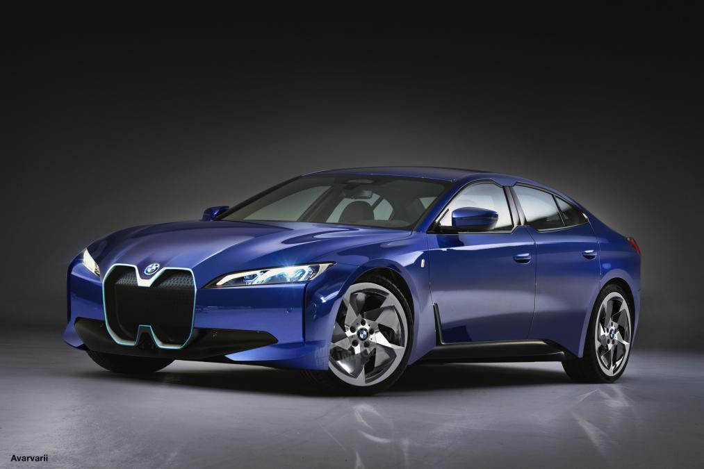 BMW выпустит конкурента Tesla в 2021 году