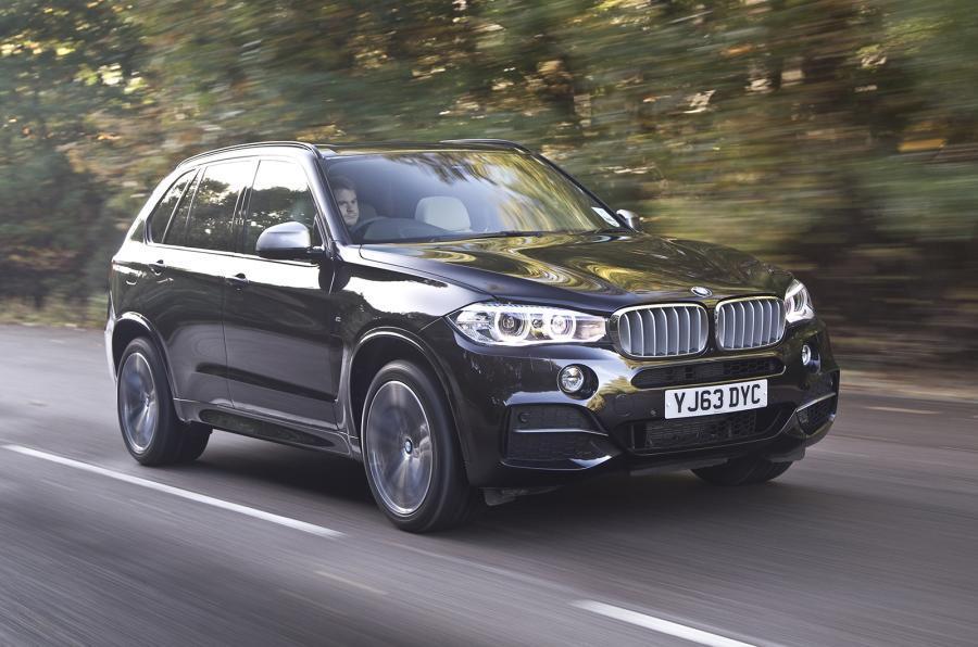 Новый BMW X5 могут показать в 2017 году