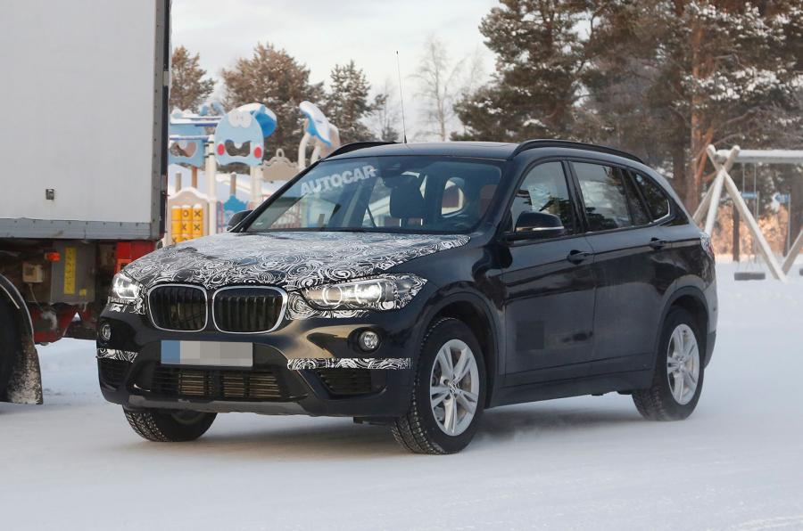 Длиннобазный BMW X1 достанется не только китайцам