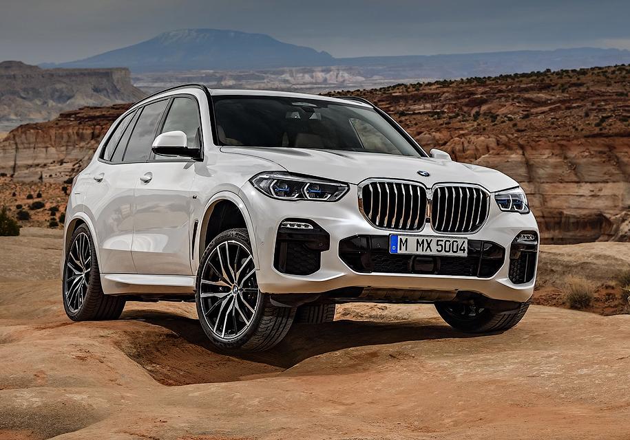 Представлен новый BMW X5 2019: фото и характеристики
