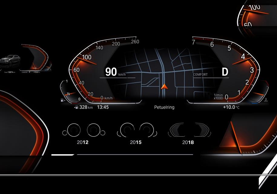 Размещены первые кадры салона родстера БМВ Z4