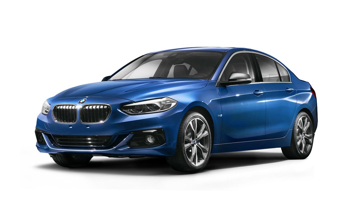 «Копейка» BMW стала седаном