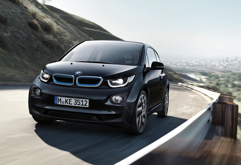 Обновленный BMW i3 дебютирует в 2017 году