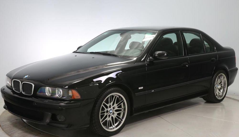В США нашли самый сохранившийся BMW M5 E39