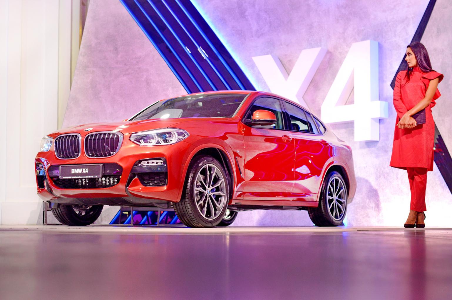BMW Х4: модный приговор