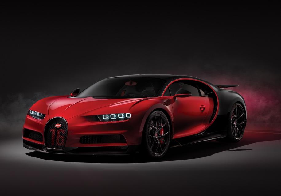 Bugatti будет следить за своими гиперкарами