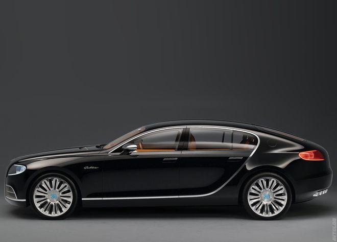 Bugatti Galibier — экстерьер