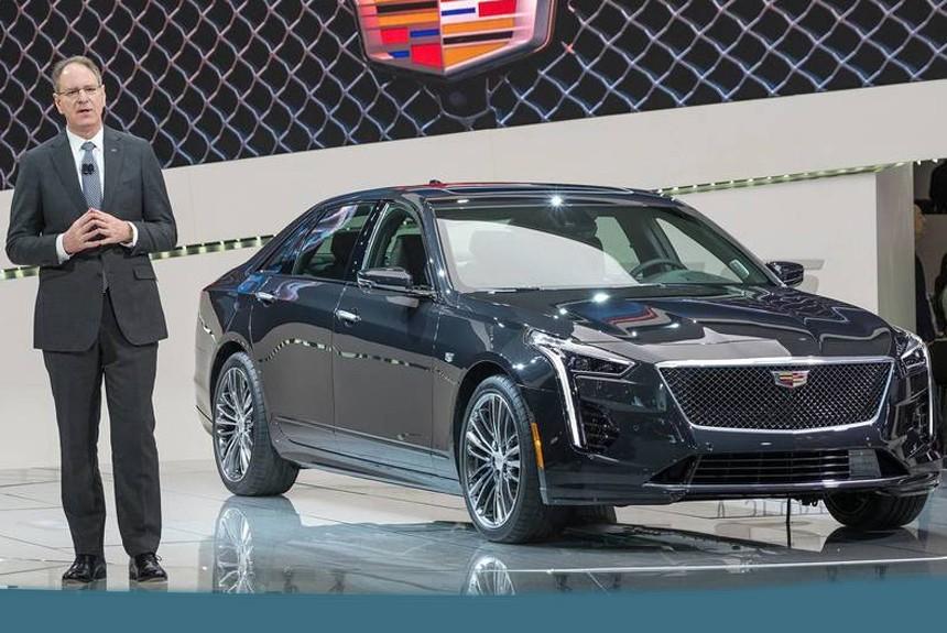 Концерн GM назначил нового президента Cadillac