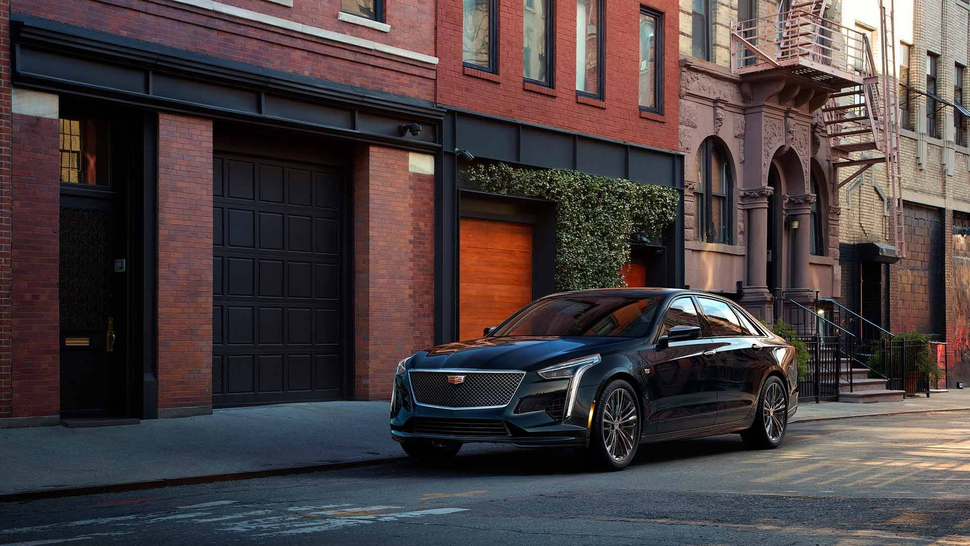 Cadillac CT6 дождался двигателя V8