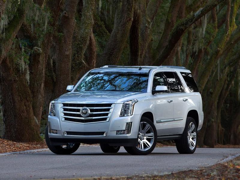 Cadillac Escalade получит дизельную и спортивную версию