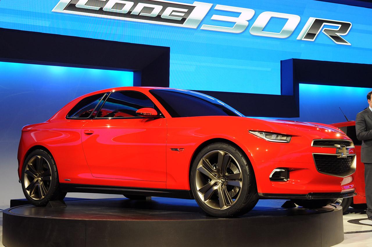 Заднеприводный Chevrolet оценен в $20 тысяч