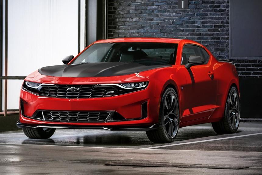 Семейство Chevrolet Camaro обновилось
