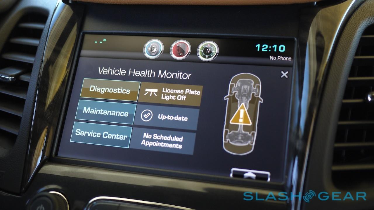 Chevy OnStar 4G