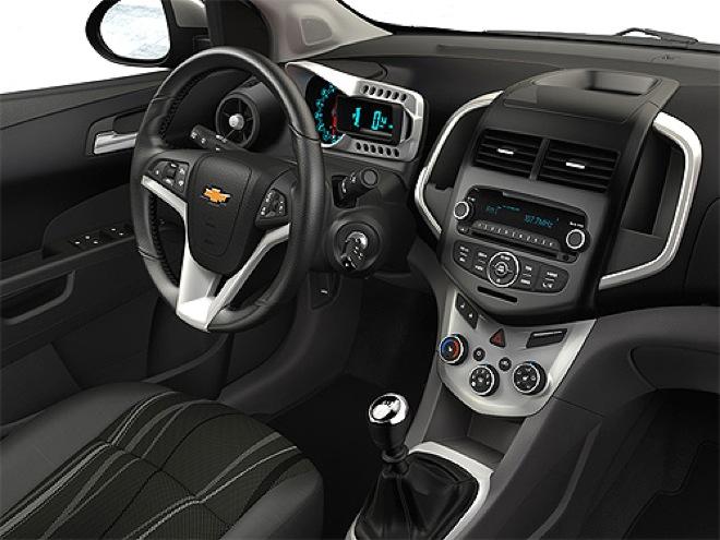 Chevrolet рассказала об украинских компл…