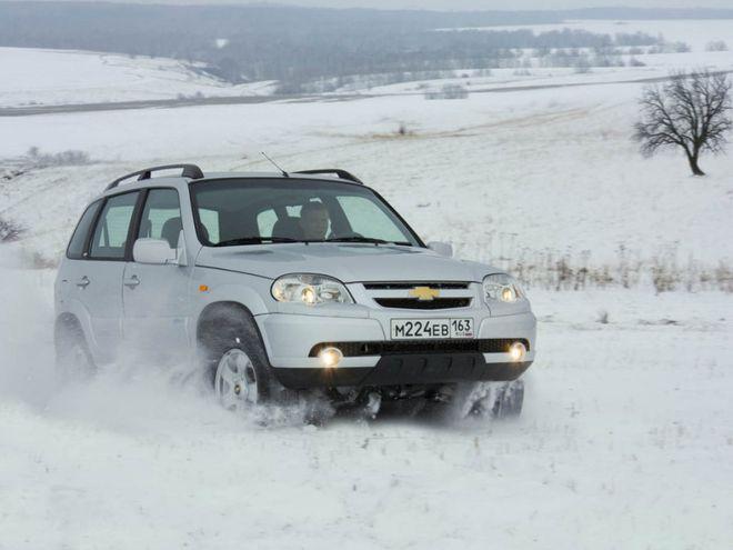 Chevrolet Niva получит мотор Peugeot