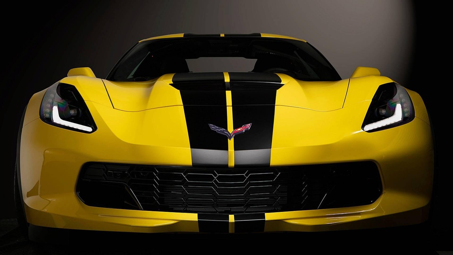 Особый Chevrolet Corvette Z06 теперь можно взять напрокат