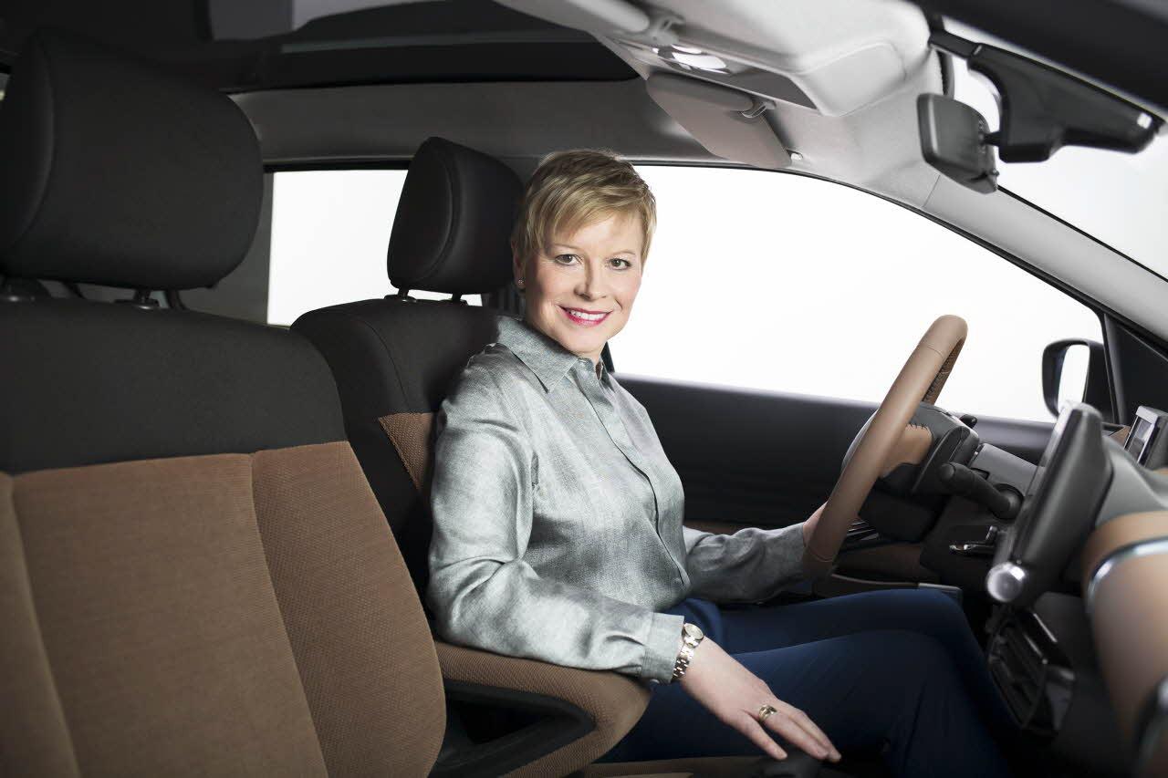 Линда Джексон - самая влиятельная женщина Великобритании в автомобильной индустрии