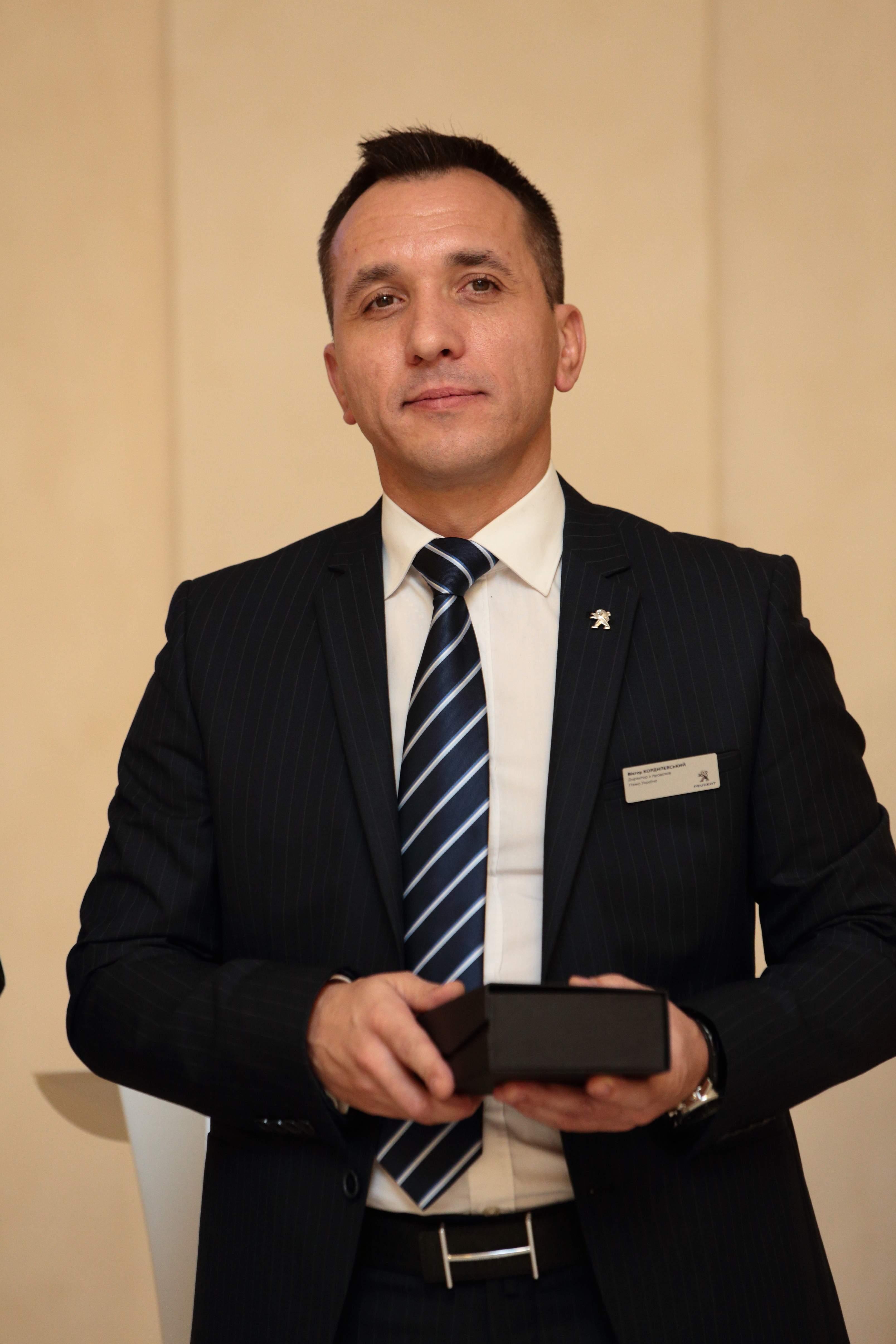 В Пежо Ситроен Украина новый директор