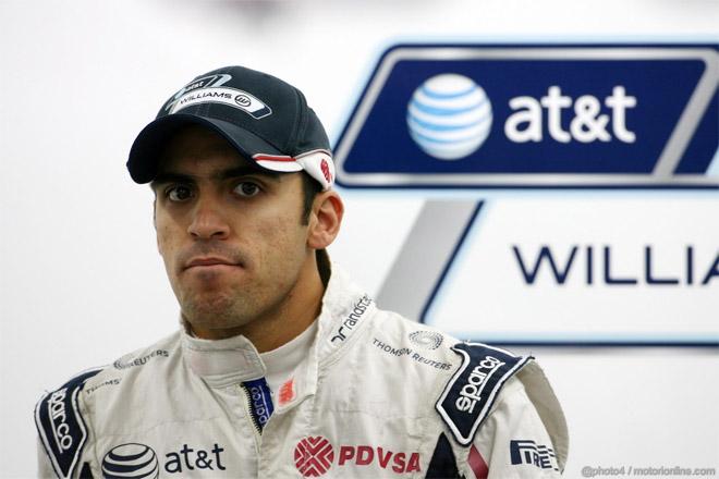 Мальдонадо: из-за штрафов ФИА гонщики Ф-1 не могут бороться